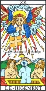 Il Giudizio dei Tarocchi di Marsiglia di Jodorowsky - Camoin