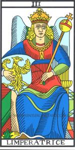 L'Imperatrice dei Tarocchi di Marsiglia di Jodorowsky - Camoin