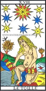 La Stella dei Tarocchi di Marsiglia di Jodorowsky - Camoin